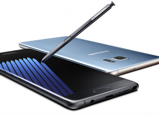 Samsung Galaxy Note 7 is probably the first smartphone with MIMO 4x4 support