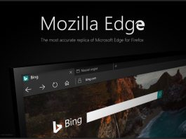 Mozilla Firefox may look the same as Microsoft Edge.