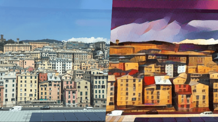 New version of Prisma app is available.