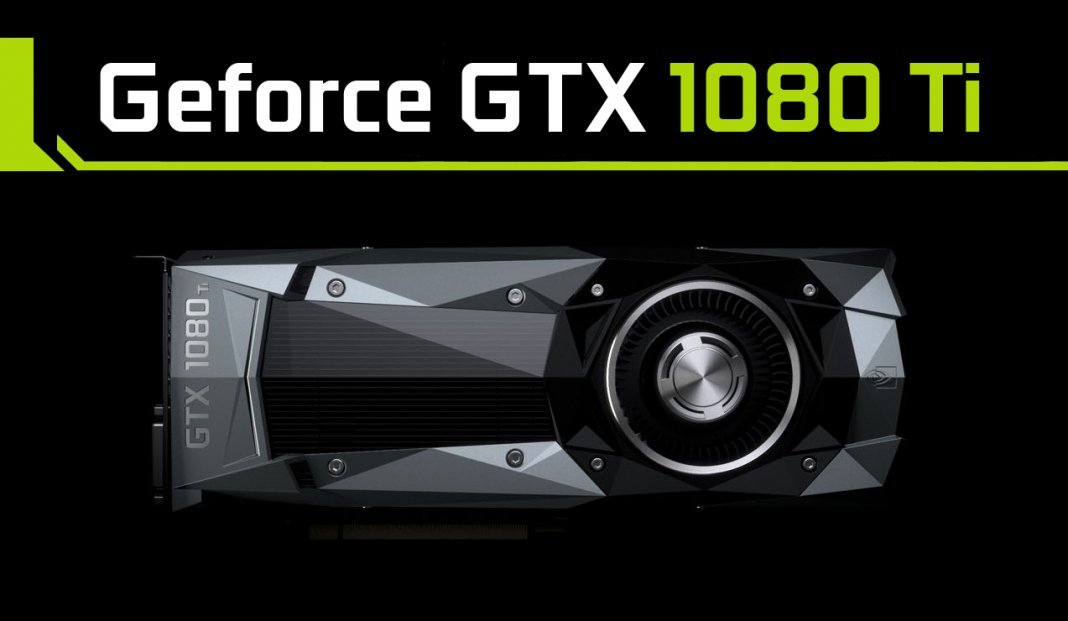 Nvidia GeForce GTX 1080Ti