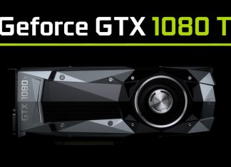 Nvidia GeForce GTX 1080Ti