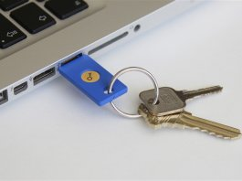 Facebook USB key