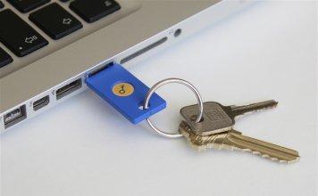 Facebook USB key