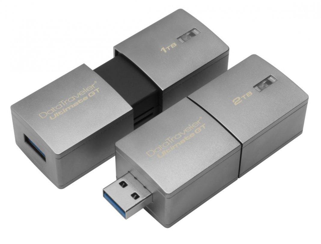 Kingston DataTraveler Terabyte