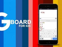 Gboard iOS
