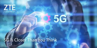 ZTE 5G