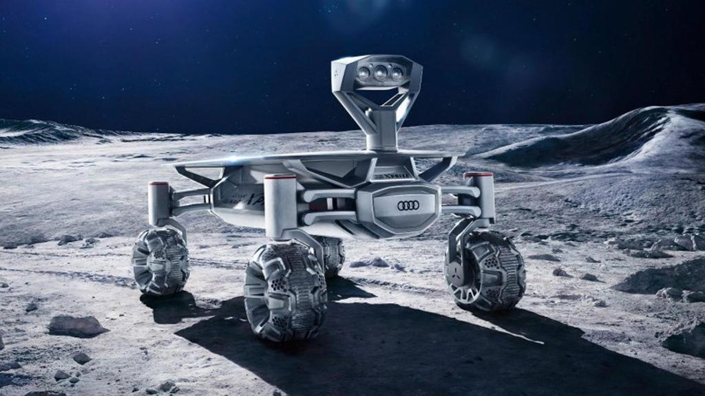 Audi rover