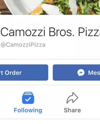 Facebook food